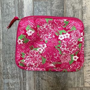 Lilly Pulitzer iPad/tablet case